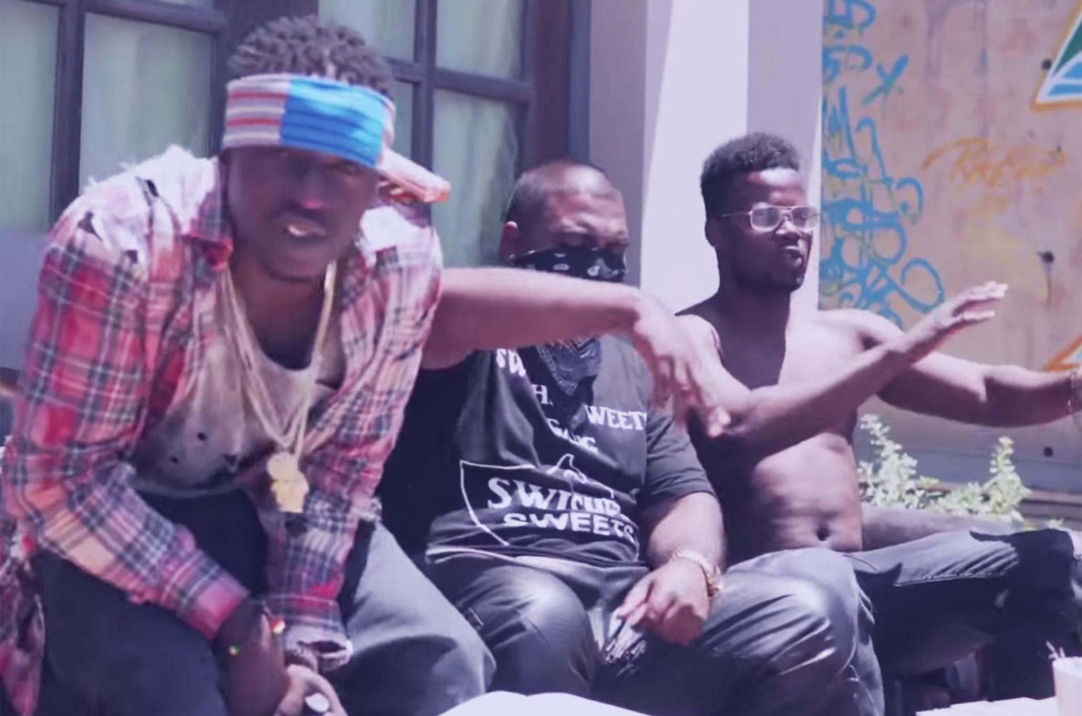 Traphouse by Juice Cloudz & Ghetto Blazer feat. TJ Milano & Kwes-i