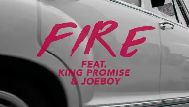 Photo of Video: Fire by GuiltyBeatz feat. Joeboy & King Promise