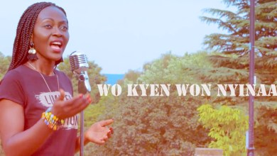 Video: Wo Kyen Won Nyinaa (Cover) by Sandy Adore