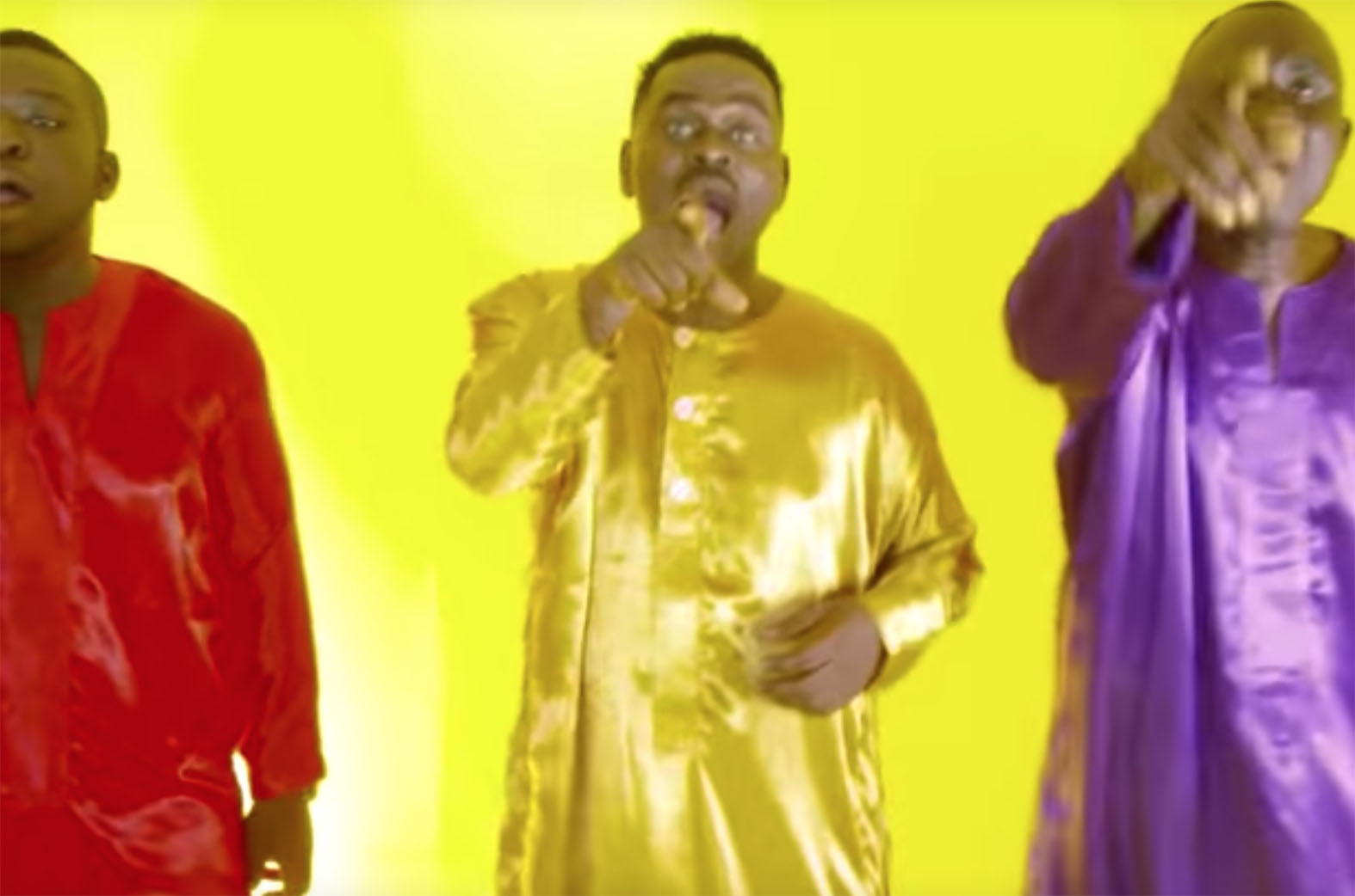 Video: Nsohwe by Yaw Sarpong And The Asomafo