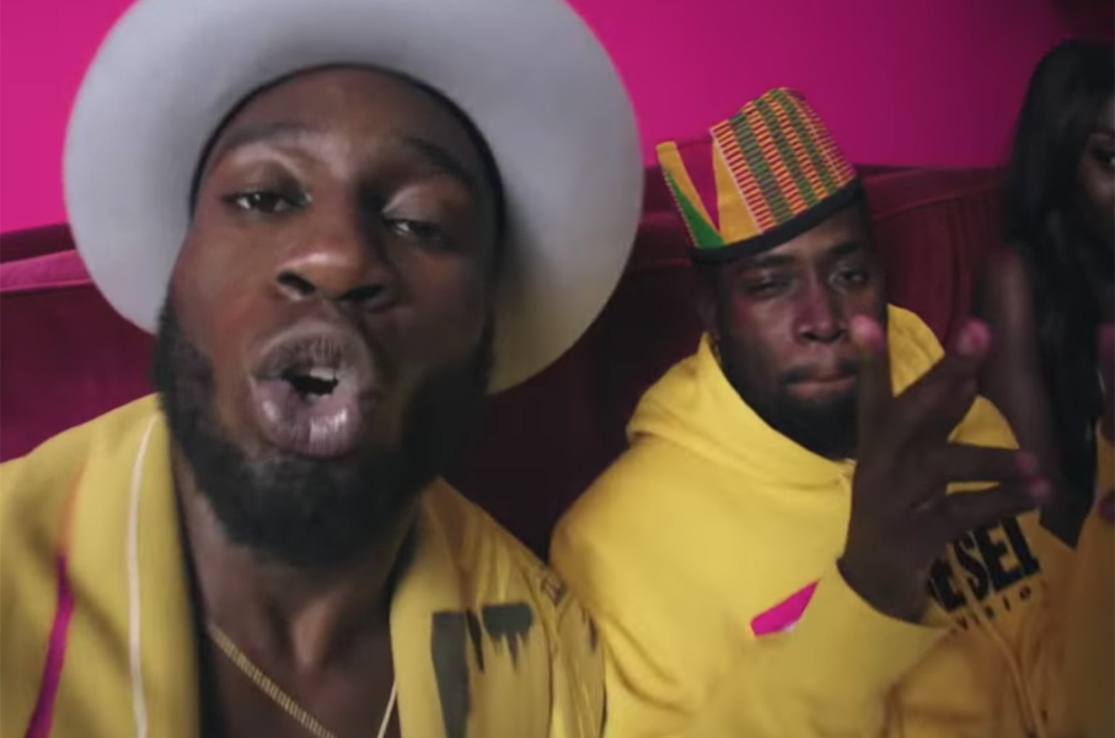 Video: Normal by Juls feat. Kojey Radical