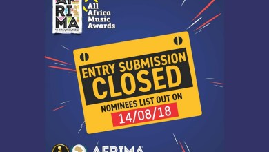 Photo of AFRIMA receives 8,009 entries for its 5th edition