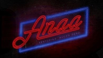 Photo of Audio: Anaa by DredW feat. Bucho DeGo