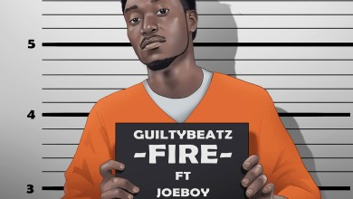 Photo of Audio: Fire by Guiltybeatz feat. King Promise & Joe Boy