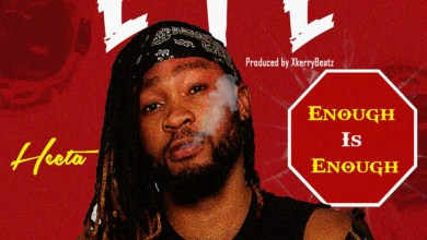 Photo of Audio: Enough Is Enough (EIE) by Hecta