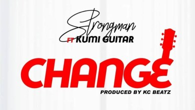 Photo of Audio: Change by Strongman feat. Kumi Guitar