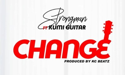 Change by Strongman feat. Kumi Guitar