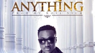 Photo of Audio: Anything by Kofi Syck