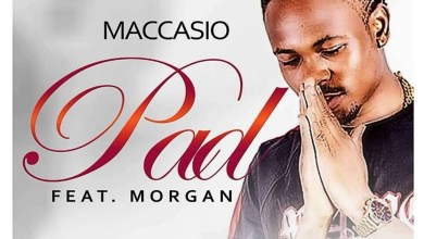 Photo of Audio: Pad by Maccasio feat. Morgan