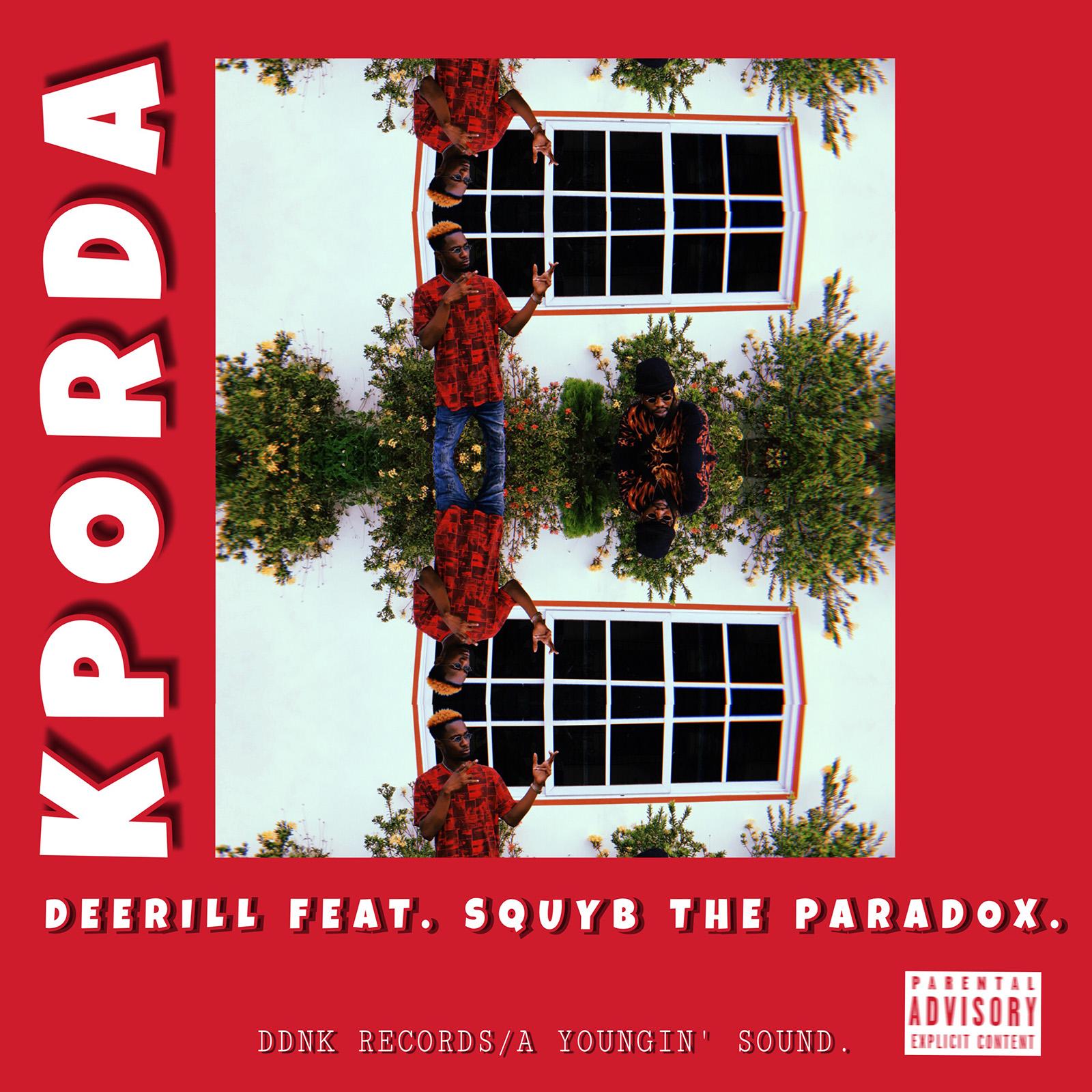 Kporda by Deerill feat. SquYb the Paradox