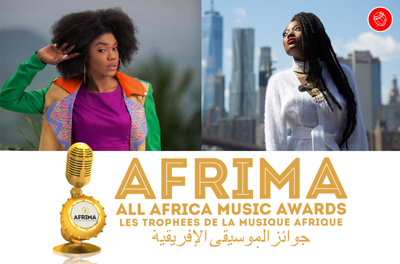 Efya & Becca grab 2018 AFRIMA Awards nominations