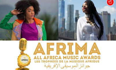 Efya & Becca grab 2018 AFRIMA Awards nominations