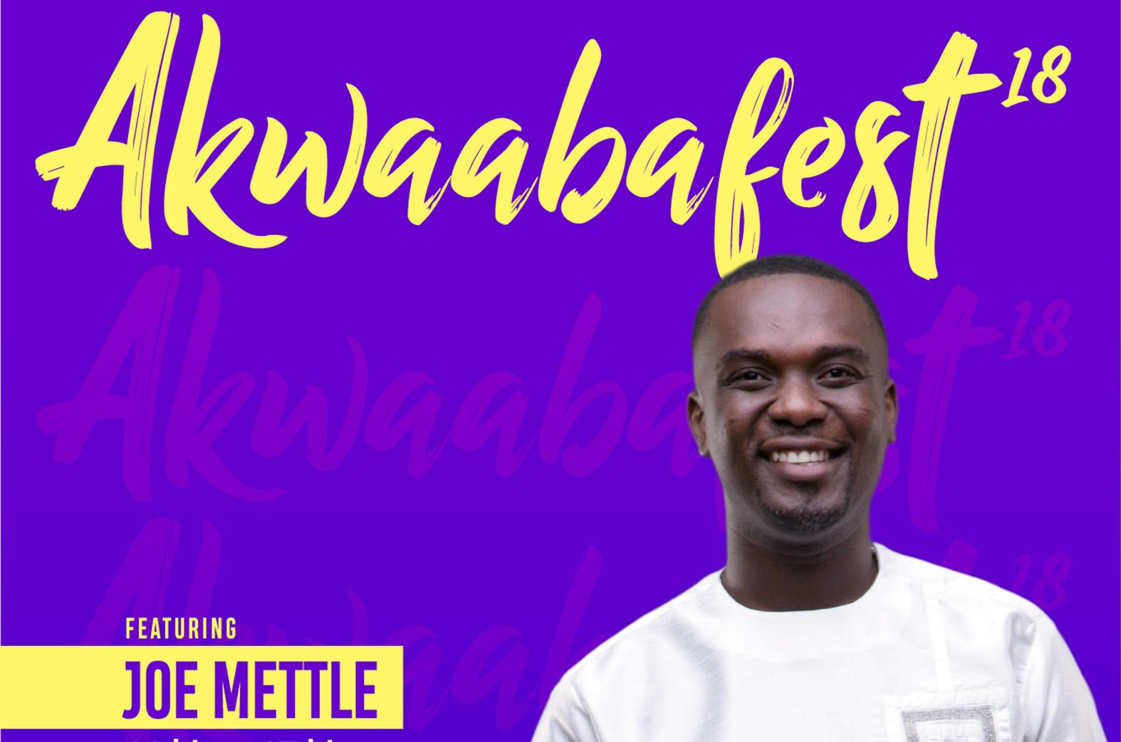 Joe Mettle to trill at KNUST AkwaabaFest 2018