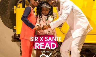 Read by Sir & Sante feat. Okyeame Kwame