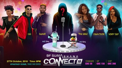 BF Suma picks heavyweights for BF Suma Ghana Connect concert