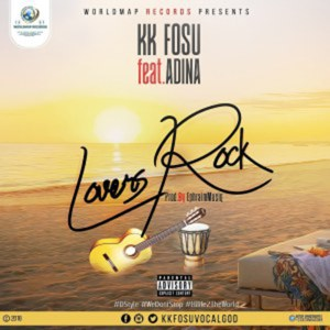 Lovers Rock by K. K. Fosu feat. Adina