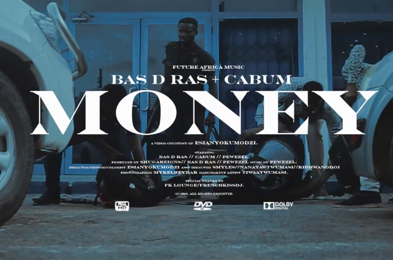 Video: Money by Bas D Ras feat. Cabum