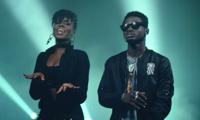 Video: Bend Down by MzVee feat. Kuami Eugene