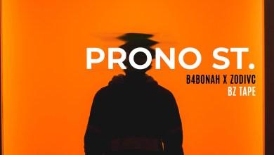 Prono St. EP by Zodivc & B4Bonah