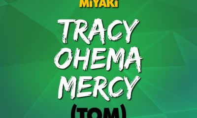 Tracy Ohema Mercy (TOM) by Miyaki