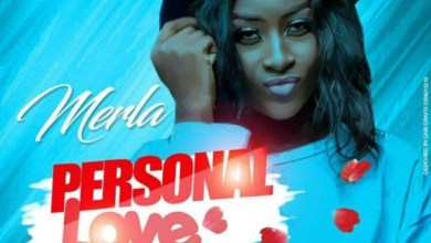 Photo of Audio: Personal Love by Merla