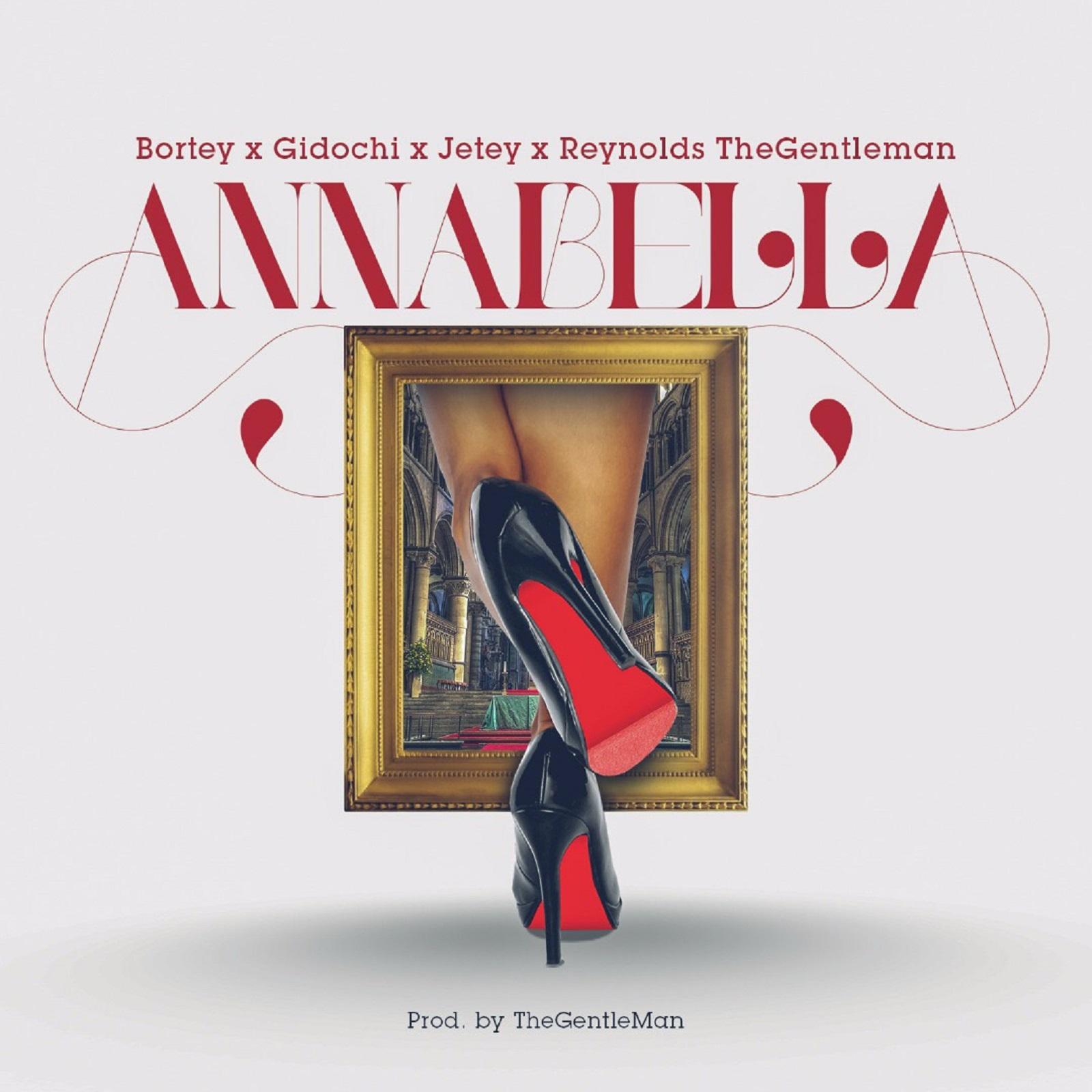 Annabella by Bortey, Gidochi, Jetey & Reynolds Th