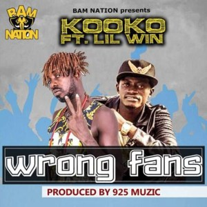 Wrong Fans by Kooko feat. LilWin