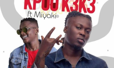 Kpoo Keke by Wisa Greid feat. MiYaKi