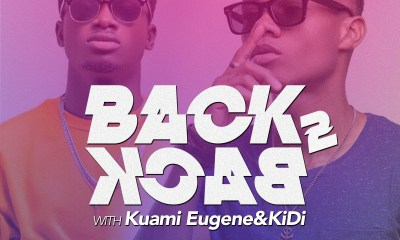 Back To Back With Kuami Eugene & KiDi by DJ Poga