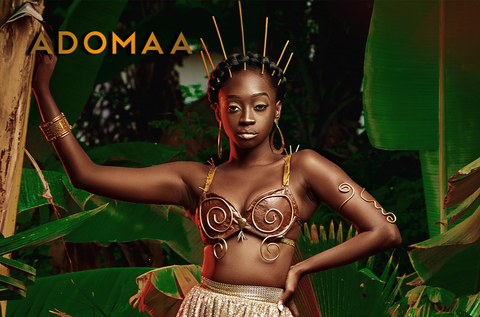 Adomaa partners with Aftown for the release of Adomaa Vs Adomaa EP on Sept. 8