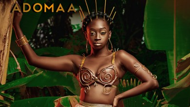 Photo of Adomaa partners with Aftown for the release of Adomaa Vs Adomaa EP on Sept. 8