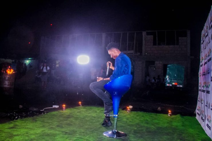 Article Wan rocks fans at Play Africa BonFIRE Night