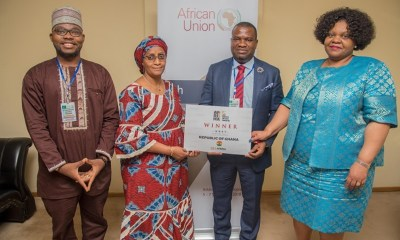 5TH AFRIMA; AU unveils Republic of Ghana as host country
