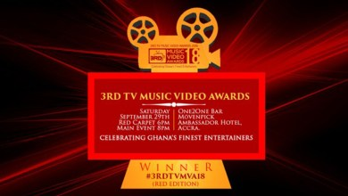 Photo of Full list of winners at first 3RD TV Music Video Awards