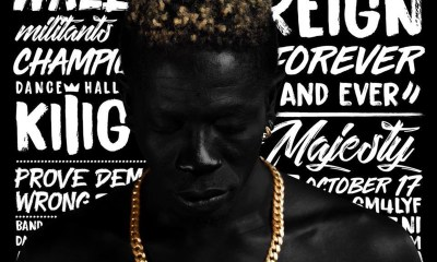 Reign Album by Shatta Wale