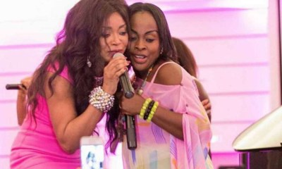 Akosua Adjepong & Stephanie Benson to release two songs