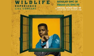 A wildlife experience with BRYAN THE MENSAH