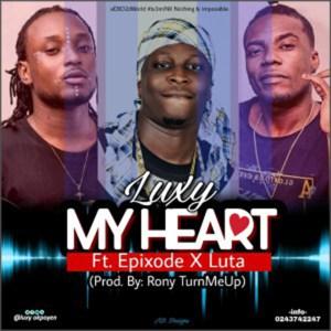 My Heart by Luxy feat. Luta & Epixode