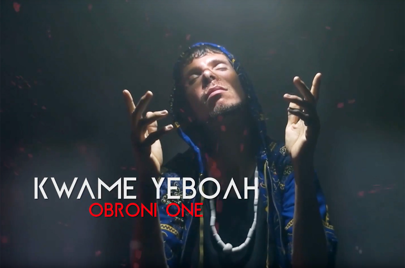 Video: Addicted by Kwame Yeboah (Obroni One)
