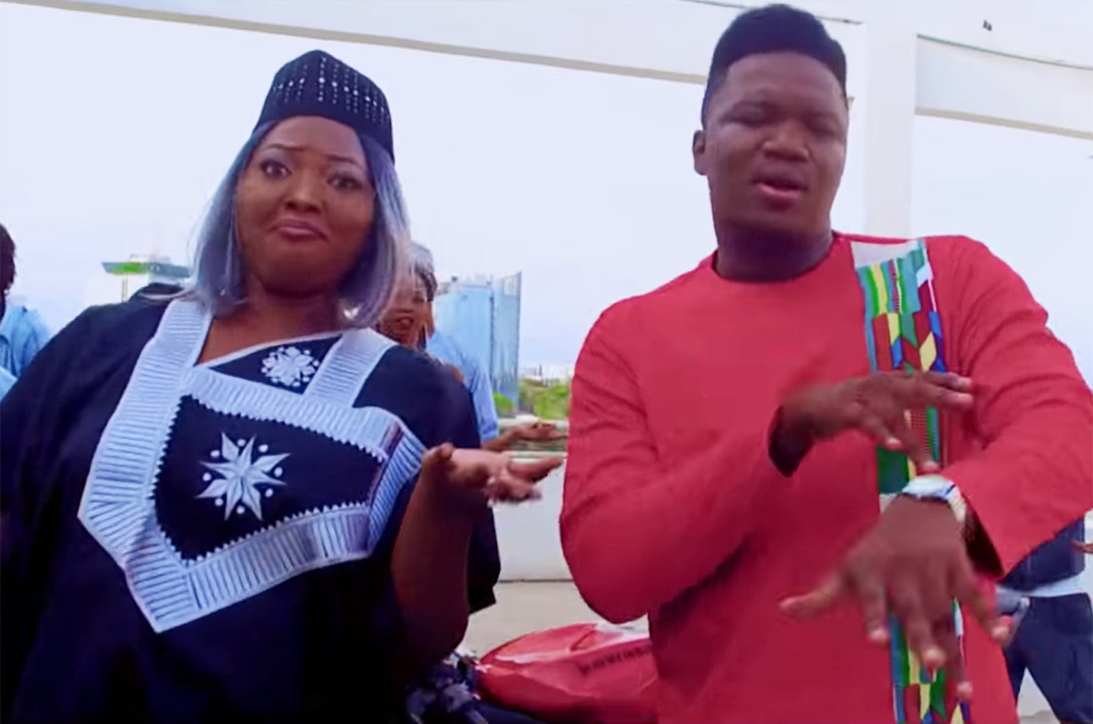Video: Alhaji Format by Wakili feat. Haywaya
