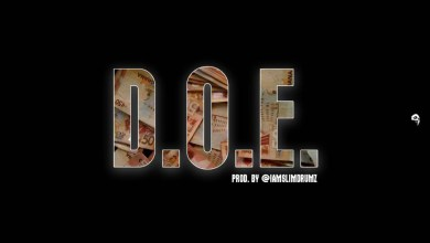 Photo of Audio: D.O.E. by Slim Drumz feat. Ankwanda