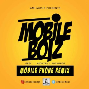 Mobile Phone Remix by Mobile Boiz