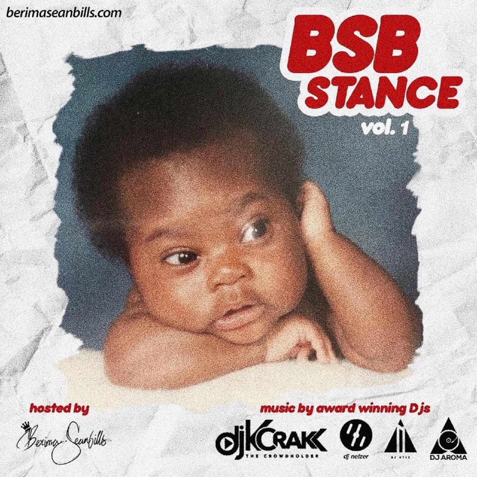 BSB STANCE VOL. 1 by Berima Seanbills