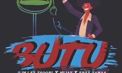 Butu by DJ MJ feat. Tsoobi, Mijay & Ezra Tamaa
