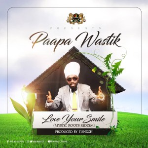 Love Your Smile by Paapa Wastik