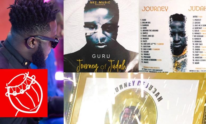 Photo of Video: Guru NKZ drops 5th studio album 'Journey of Judah'.