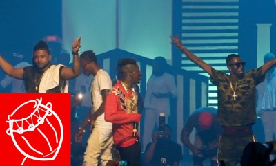 Shatta Wale -forgeti ft. Militants