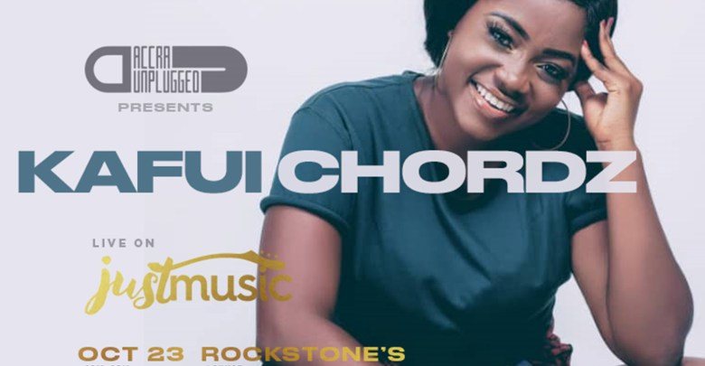 Get to know young singer, songwriter; Kafui Chordz