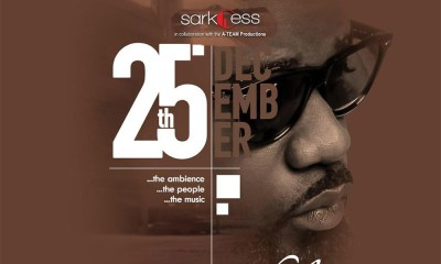 Sarkodie to wrap up the year with the 2018 Rapperholic Concert