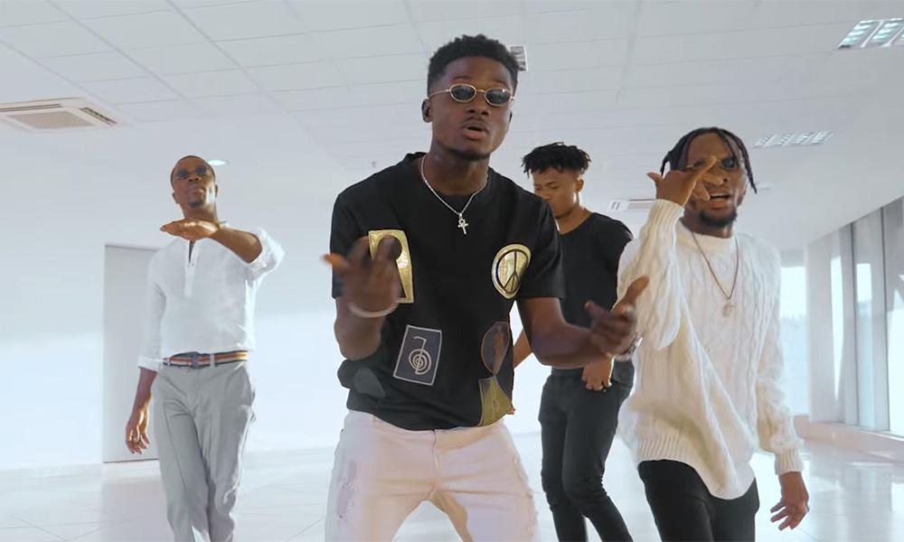 Video Premiere: Back 2 Sender by DJ Breezy feat. Kuami Eugene, Kwesi Arthur & Darkovibes
